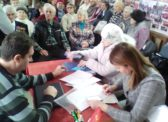 Александр Анидалов провел прием граждан в Ленинском районе Саратова