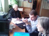 Александр Анидалов провёл приём граждан