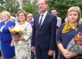 Ольга Алимова побывала в школе п. Сторожевка