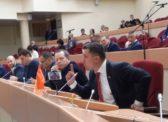«Единороссы» попытались лишить слова членов фракции КПРФ