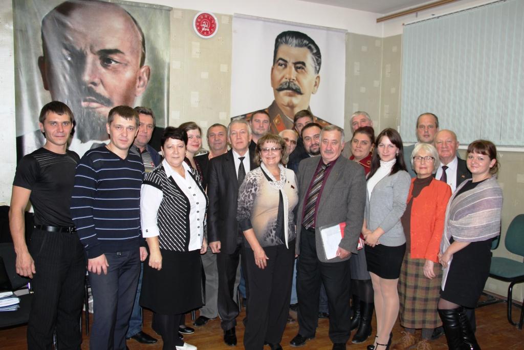 Ольга Алимова с рабочим визитом посетила город Самару