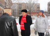 Александр Нараевский встретился с жителями Кировского района