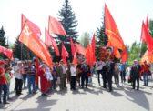 День Великой Победы в Саратове
