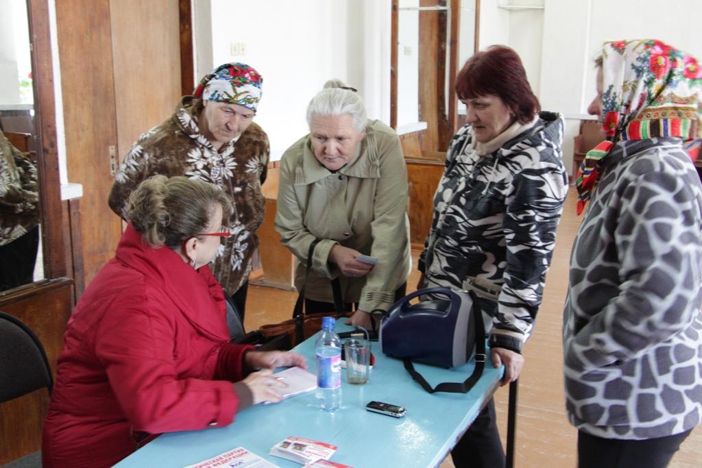 Ольга Алимова: Чтобы улучшить жизнь в стране – голосуйте на выборах за КПРФ!