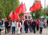 Праздник Великой Победы в Саратове