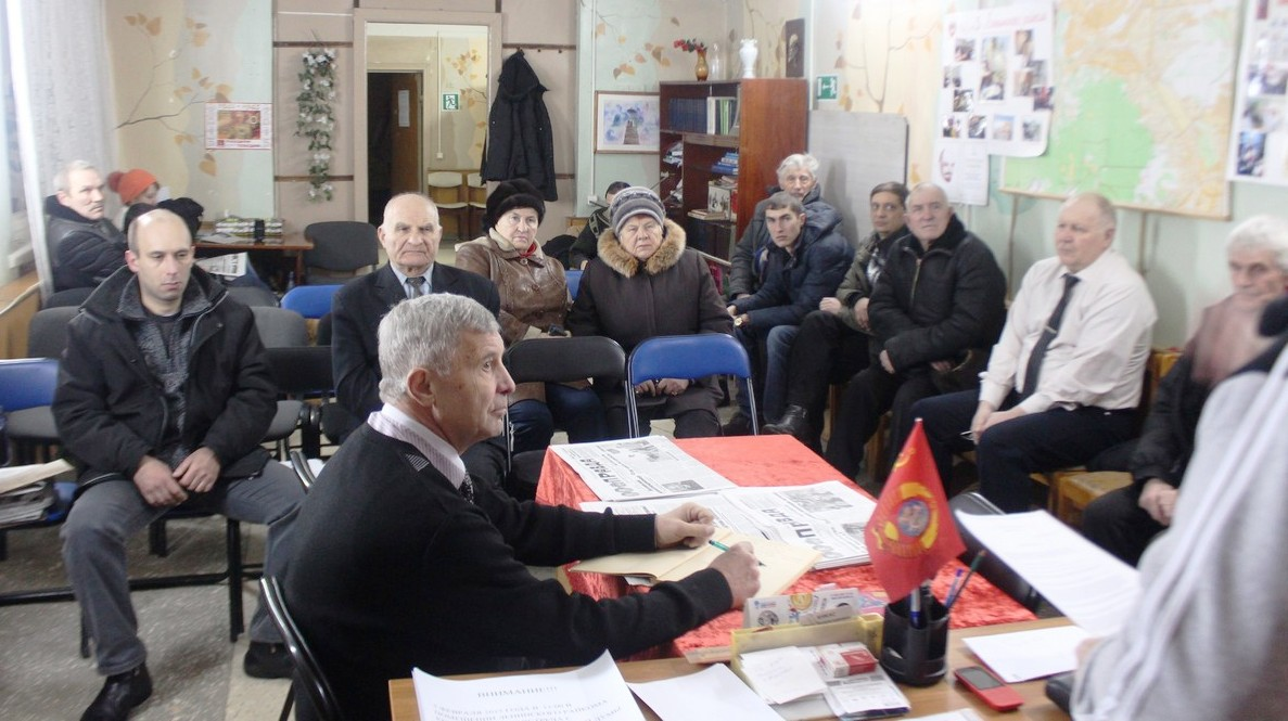 В Саратове создан «Совет рабочих Ленинского района»
