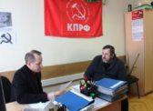 Саратовский фермер обратился за помощью к депутату-коммунисту Владимиру Есипову