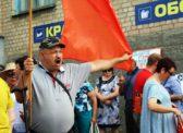 В Аткарске состоялись демонстрация-шествие и митинг
