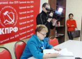 Ольга Алимова провела прием граждан