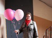 Ольга Алимова поздравила саратовских близнецов с первым юбилеем