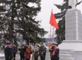 Дань уважения великому государственному и политическому деятелю И.В. Сталину