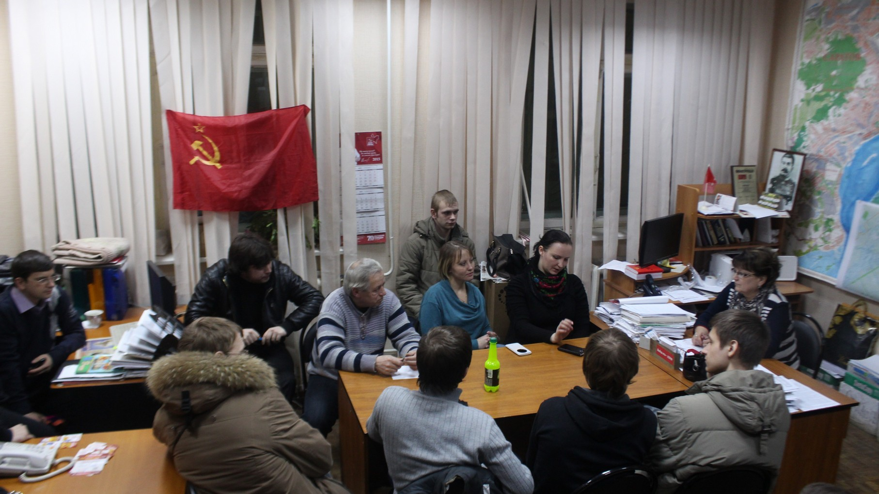 Ольга Алимова: У нас замечательная молодежь!