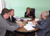 Депутаты-коммунисты встретились с руководителем управления Роспотребнадзора по Саратовской области
