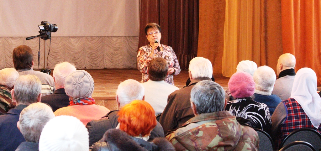 Ольги Алимова: Для того чтобы в корне изменить ситуацию в стране, надо менять социальный курс!