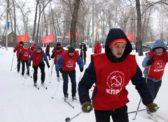 Красная лыжня-2018