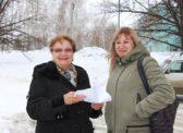 Ольга Алимова посетила поселок Соколовый