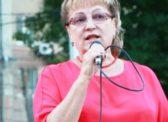 Ольга Алимова побывала на праздновании юбилея Базарно-Карабулакского района