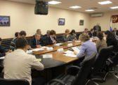 Депутаты фракции КПРФ встретились с саратовскими министрами