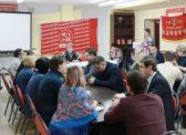 Саратов. Семинар-совещание депутатов-коммунистов и их помощников