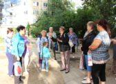 Вице-спикер облдумы встретилась с жителями Ленинского района