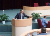 Выступление Александра Анидалова на семнадцатом заседании Саратовской областной Думы