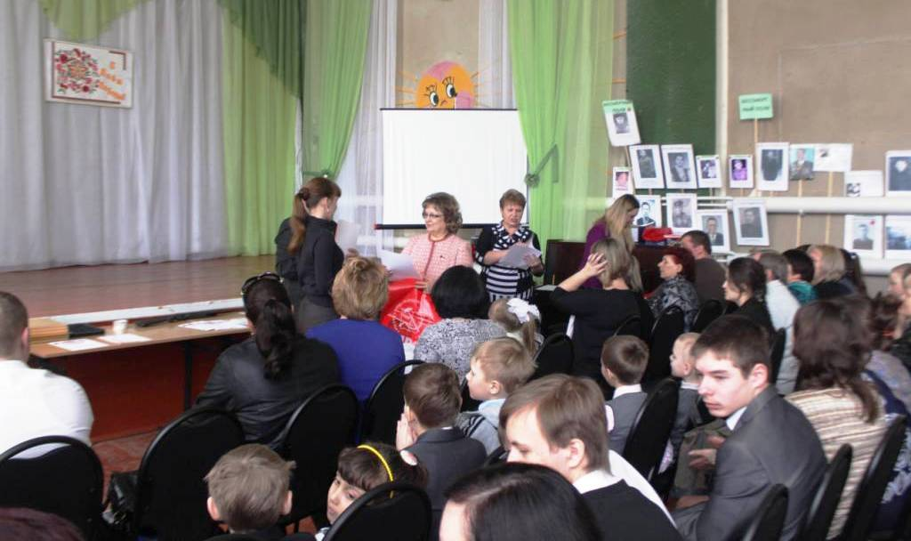 Ольга Алимова наградила победителей конкурса «Детство, опаленное войной»