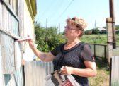 Ольга Алимова посетила Новобурасский район