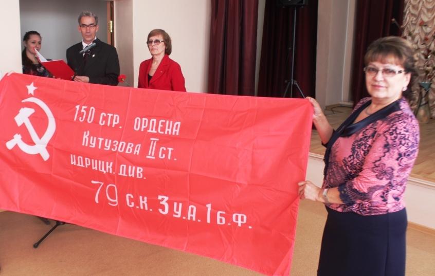 Депутат-коммунист Ольга Алимова — за патриотическое воспитание молодежи