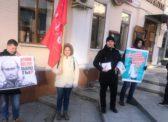 Саратов. Пикет КПРФ против политики действующей власти