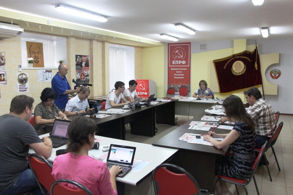 Ольга Алимова: Нужны ли региону инициативы депутатов-коммунистов?