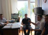 Депутаты-коммунисты встретились с кандидатом на пост заместителя председателя правительства области