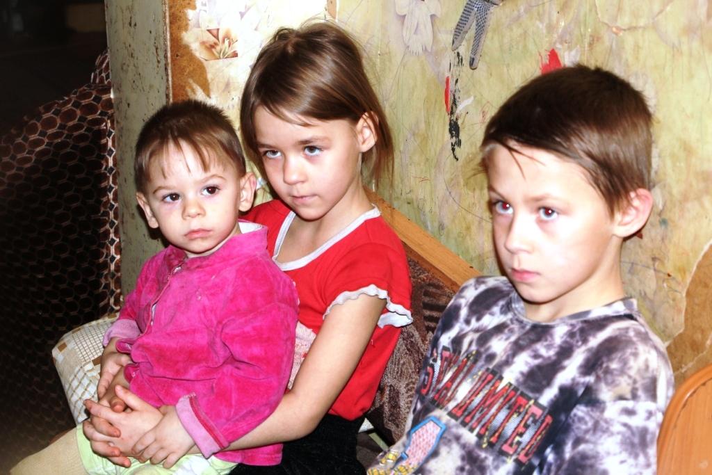 Ольга Алимова: Многодетные семьи в сельской глубинке живут на грани нищеты!