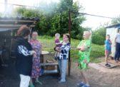 Ольга Алимова помогла многодетной семье Малышевых