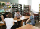 Александр Нараевский встретился с избирателями Фёдоровского района