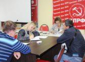 Ольге Алимовой пожаловались на плохую работу саратовских УК и попросили помочь одеть детей в детский сад