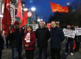 7 ноября в Саратове состоялись демонстрация и митинг КПРФ