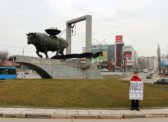 Пикеты за отставку Радаева  набирают обороты