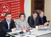 Итоговая пресс конференция депутатов-коммунистов