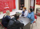 Саратовцы просят Ольгу Алимову помочь получить жилье