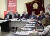 Пресс-конференция депутатов-коммунистов