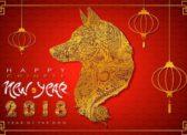 Ольга Алимова поздравила земляков с китайским Новым Годом желтой земляной собаки