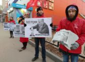 Саратов: марафон акций в защиту «красных руководителей» продолжается