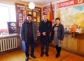Депутат Александр Нараевский посетил сёла Питерского района
