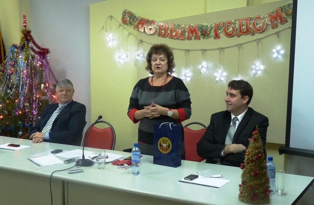 Итоговая пресс-конференция лидеров Саратовского обкома КПРФ