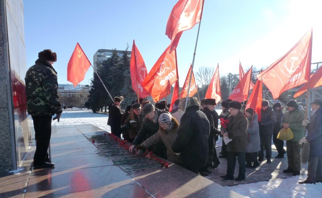 Сегодня идеи Ленина актуальны как никогда