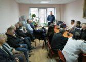 Встреча Анидалова А.Ю. с энгельсскими коммунистами