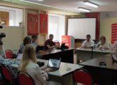Видеоотчёт о пресс-конференции саратовских депутатов-коммунистов