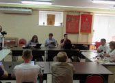 Пресс-конференция саратовских депутатов-коммунистов