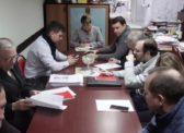 Заседание избирательного штаба Саратовского обкома КПРФ