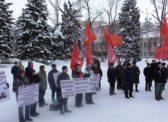 Саратовский митинг «За социальную справедливость!»